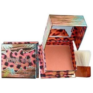 Benefit Coralista Blush with Brush Full Sized